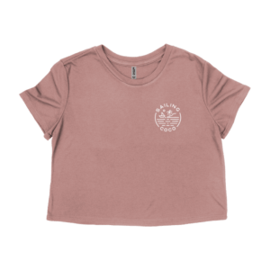 Flowy Tee front